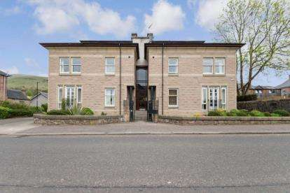 2 Bedrooms Flat for sale in Mitchell Court, Dollar