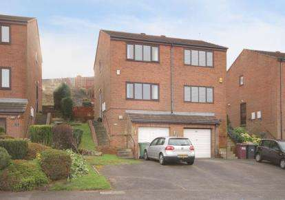 2 Bedrooms Town House for sale in Holmley Lane, Dronfield, Derbyshire