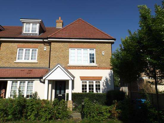 2 Bedrooms End Of Terrace House for sale in Maidenhead, Berkshire, United Kingdom