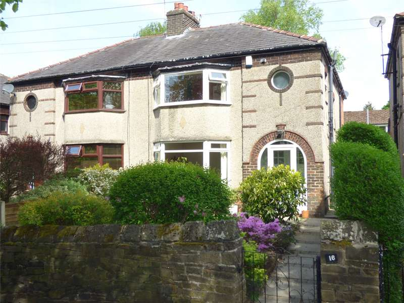 3 Bedrooms Semi Detached House for sale in Ladhill Lane, Greenfield, Saddleworth, OL3