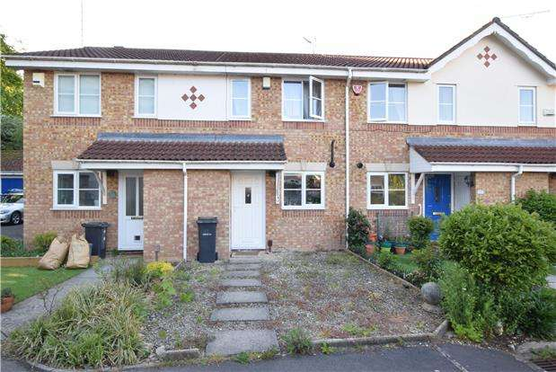 2 Bedrooms Terraced House for sale in 11 Cousins Mews, St. Annes Park, BRISTOL, BS4 4LH