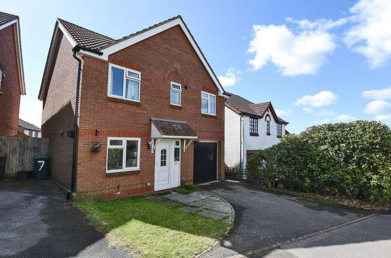 4 Bedrooms Detached House for sale in Elder Close, Portslade, East Sussex, BN41 2ER