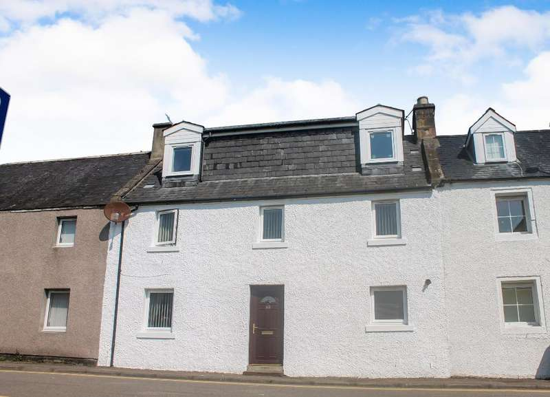 4 Bedrooms End Of Terrace House for sale in Clyde Street, Invergordon, IV18 0DS