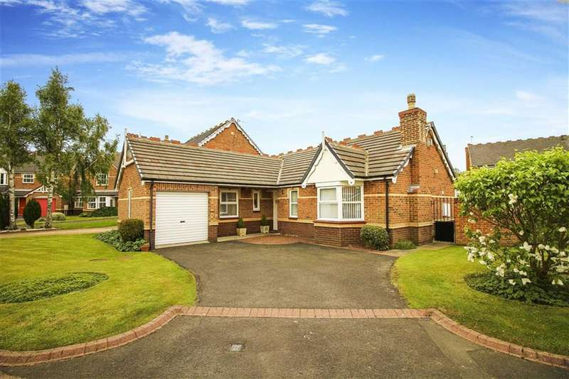 3 Bedrooms Bungalow for sale in Clousden Grange, Forest Hall, Tyne And Wear