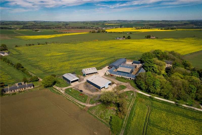 4 Bedrooms Farm Commercial for sale in Shethin Farm, Tarves, Ellon, Aberdeenshire, AB41