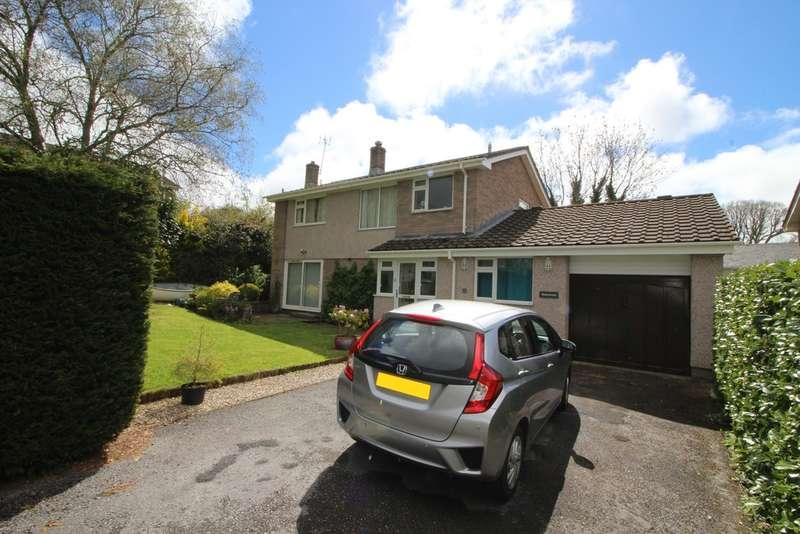 5 Bedrooms Detached House for sale in Ploughman Way, Yealmpton, Yealmpton, Devon