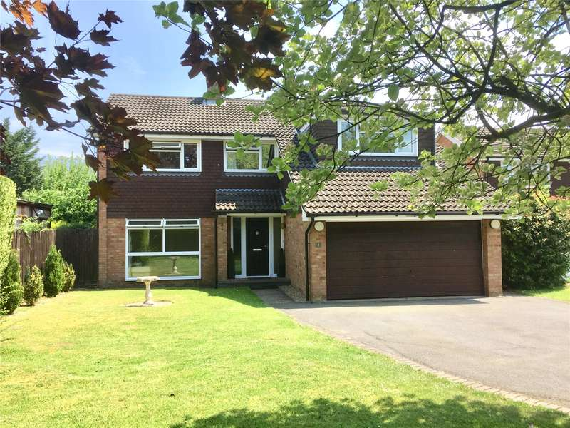4 Bedrooms Detached House for sale in Stonecroft, Hyde Heath, Amersham, Buckinghamshire, HP6