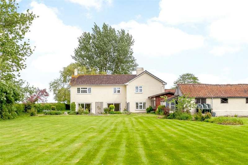 4 Bedrooms Equestrian Facility Character Property for sale in Southcross Lane, Worton, Devizes, Wiltshire, SN10