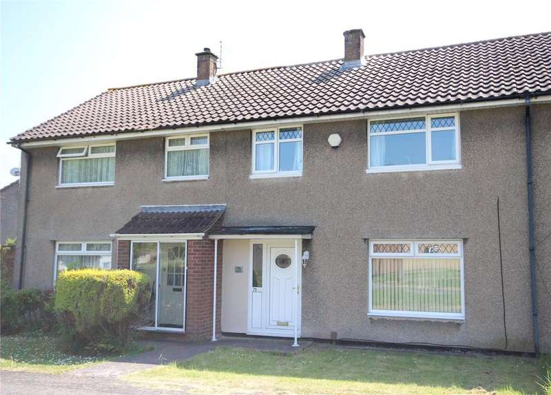 3 Bedrooms Terraced House for sale in Arlingham Way, Patchway, Bristol, BS34