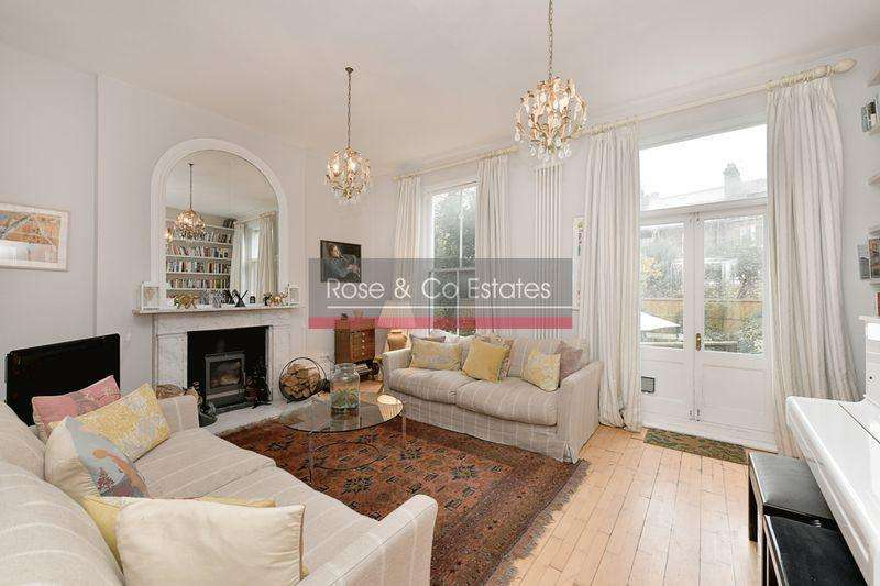 5 Bedrooms Terraced House for sale in Belsize Road, Swiss Cottage London