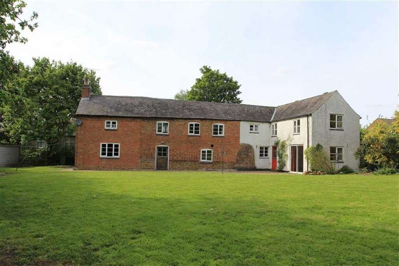 5 Bedrooms Detached House for sale in Weir Lane, Houghton On The Hill, Leicestershire