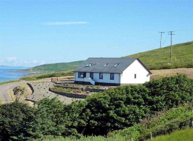 4 Bedrooms Detached House for sale in Rathlin View, Kilkenzie, Campbeltown, PA28 6QD