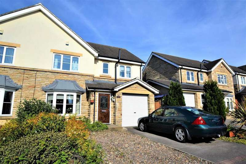 4 Bedrooms Semi Detached House for sale in School Close, Spennymoor