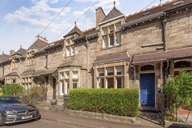 3 Bedrooms Terraced House for sale in 9 Mayville Gardens, Trinity, Edinburgh, EH5 3DB