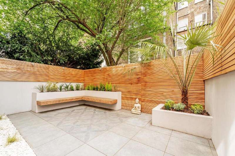 2 Bedrooms Flat for sale in Comeragh Road, Barons Court