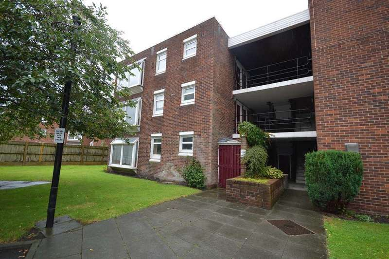 Studio Flat for rent in Green Park, Bootle, L30