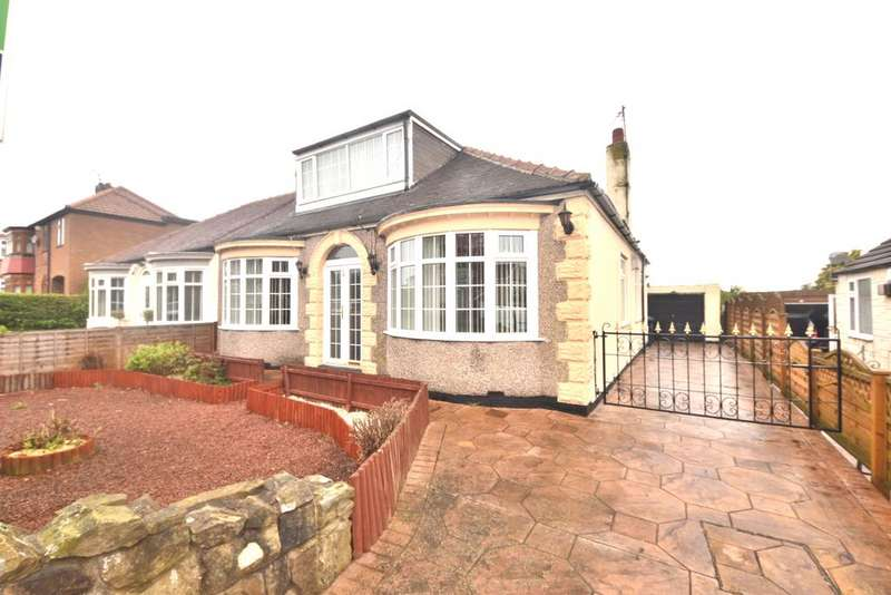 3 Bedrooms Semi Detached Bungalow for sale in South Park Avenue, Middlesbrough TS6