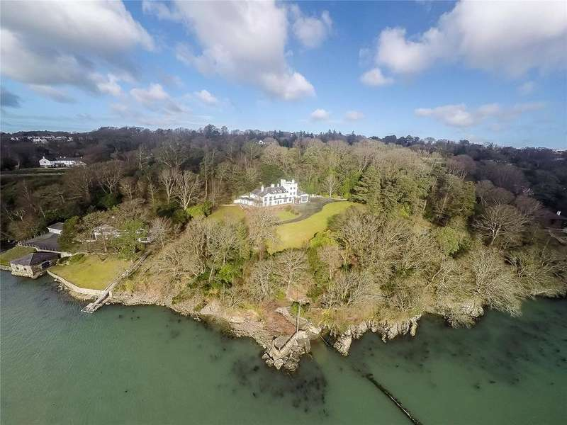 6 Bedrooms Detached House for sale in Glyngarth, Menai Bridge, Anglesey, LL59