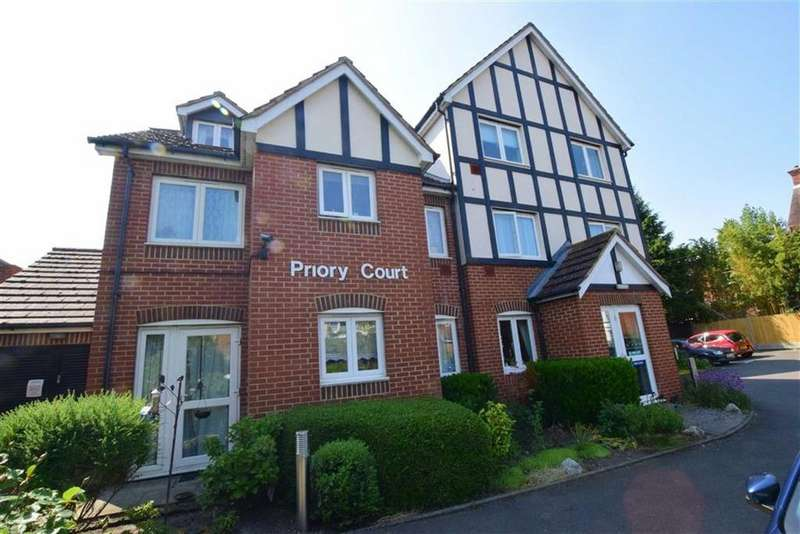 1 Bedroom Retirement Property for sale in Priory Avenue, Caversham, Reading