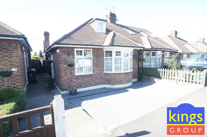 2 Bedrooms Semi Detached Bungalow for sale in Drysdale Avenue, Chingford