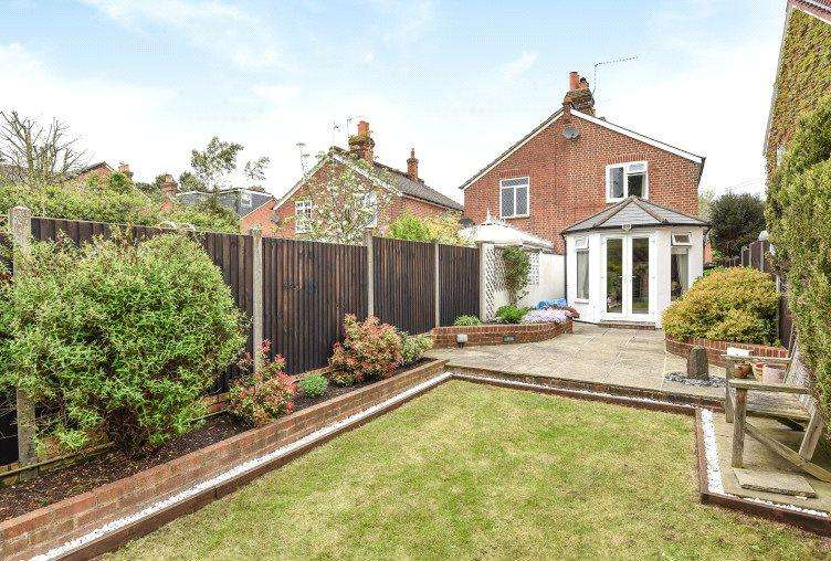 3 Bedrooms Semi Detached House for sale in South Ascot, Berkshire, SL5