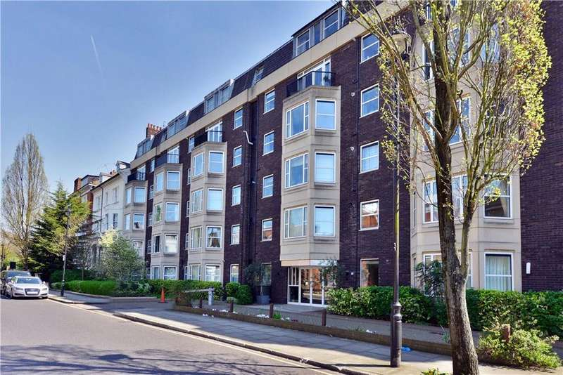 2 Bedrooms Flat for sale in Marlborough Place, London, NW8
