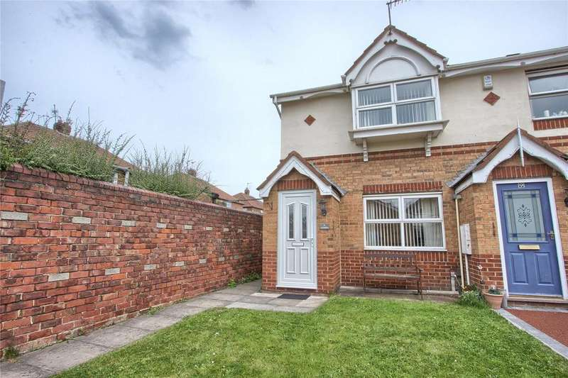 2 Bedrooms End Of Terrace House for sale in Althorp, Redcar