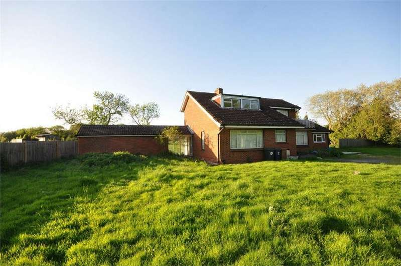 4 Bedrooms Detached House for sale in Hillview, Throcking, Buntingford