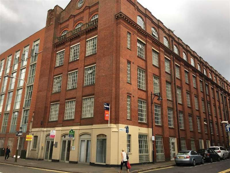 1 Bedroom Apartment Flat for sale in St Georges Mill, City Centre