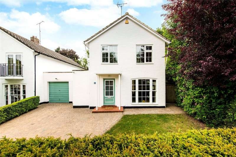 4 Bedrooms Link Detached House for sale in Digswell Park Road, Welwyn Garden City, Hertfordshire, AL8