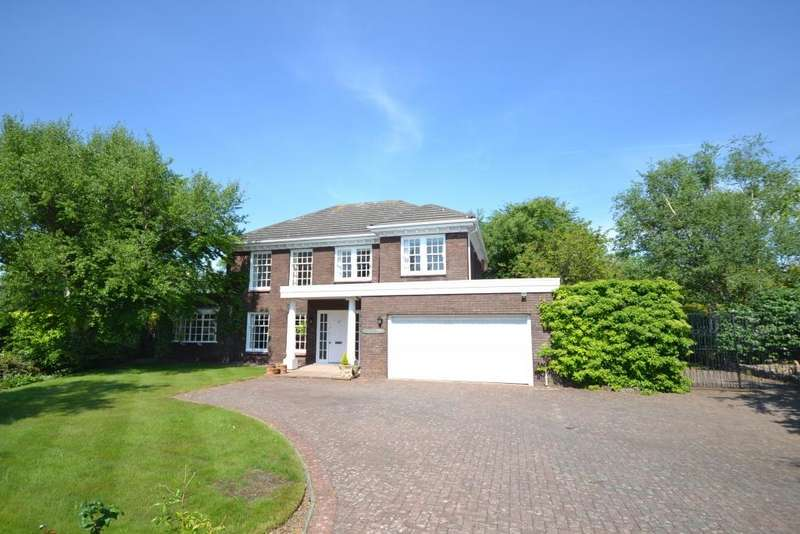 3 Bedrooms Detached Villa House for sale in Aughton House 10 Sarazen Drive, Troon, KA10 6JP