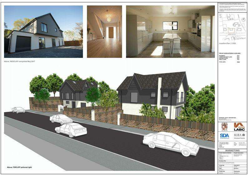 4 Bedrooms Detached House for sale in Grammar School Lane, West Kirby