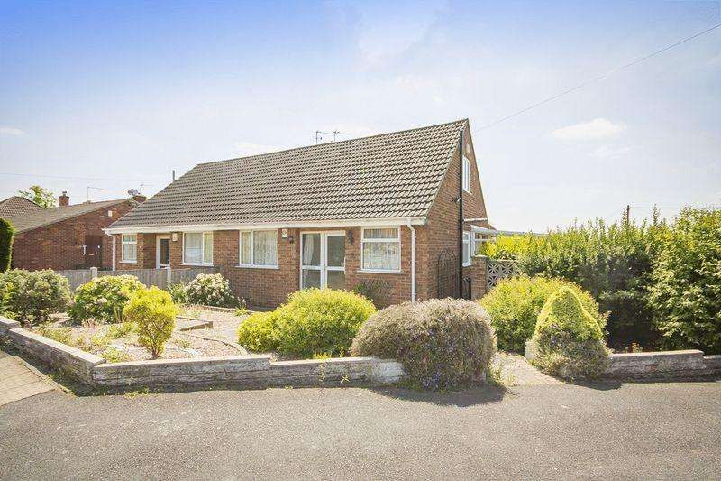 2 Bedrooms Semi Detached Bungalow for sale in THE BANCROFT, ETWALL