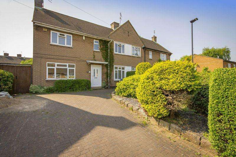 3 Bedrooms Semi Detached House for sale in ASTON CLOSE, CHELLASTON