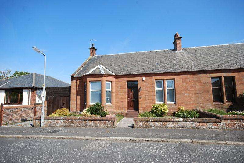 4 Bedrooms Semi-detached Villa House for sale in 18 Carrick Place, Prestwick, KA9 1RT