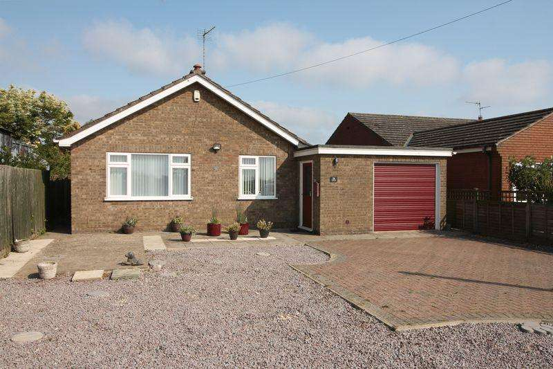 3 Bedrooms Detached Bungalow for sale in Belchmire Lane, Gosberton