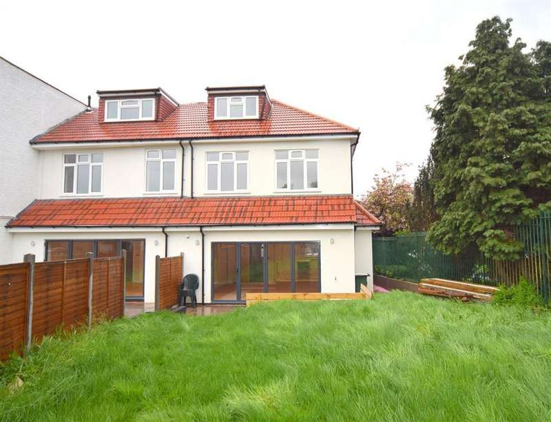 4 Bedrooms End Of Terrace House for sale in Malden Road, North Cheam, SM3 8QY