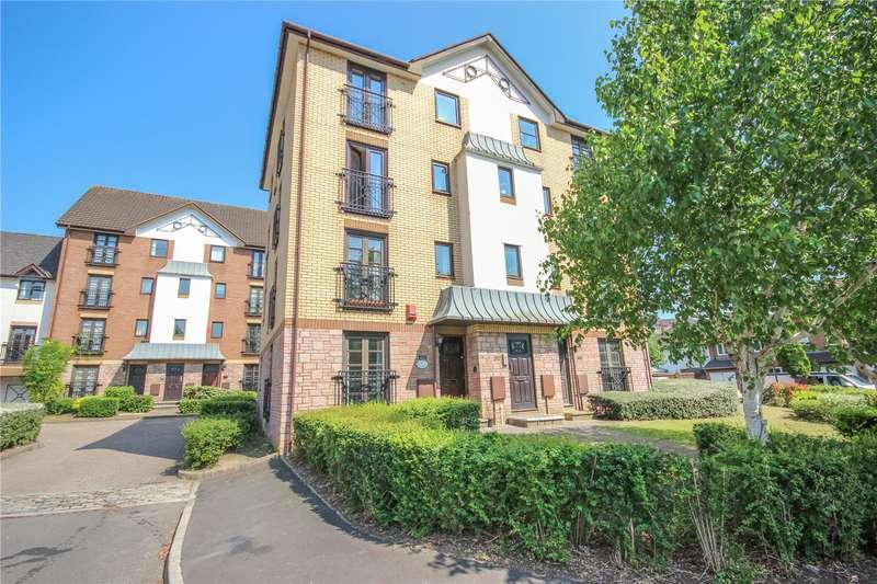 2 Bedrooms Maisonette Flat for sale in Butlers Walk St George Bristol BS5
