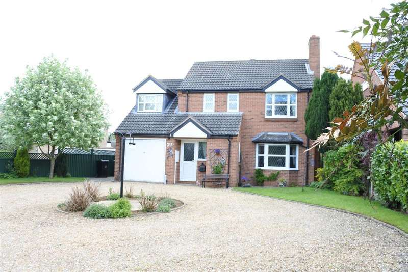 4 Bedrooms Property for sale in The Drift, Harlaxton