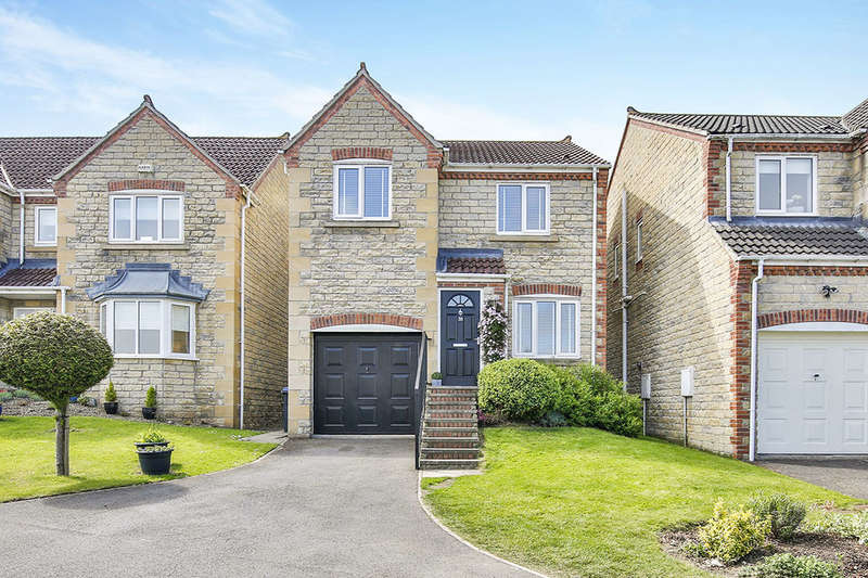 3 Bedrooms Detached House for sale in Oakwell Court, Hamsterley Colliery, Newcastle Upon Tyne, NE17