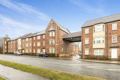2 Bedrooms Flat for sale in Whitfield Court, Pity Me, Durham, County Durham, DH1