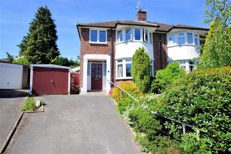 3 Bedrooms Semi Detached House for sale in Valley Close, Caversham, Reading