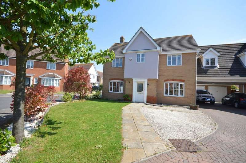 5 Bedrooms Detached House for sale in Artillery Drive, Dovercourt