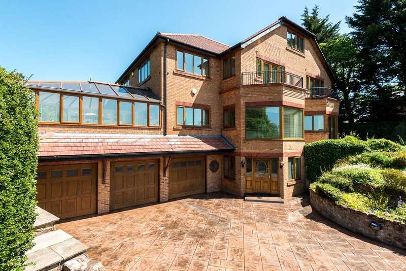 6 Bedrooms Detached House for sale in Tarashill, Mill Lane, Rainhill