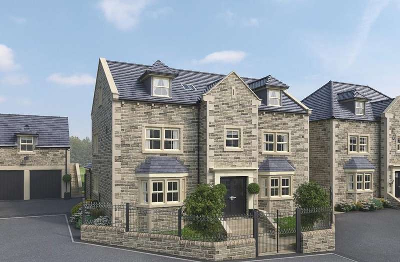 5 Bedrooms Detached House for sale in Woodthorpe Hall Gardens, Woodthorpe Lane, Sandal