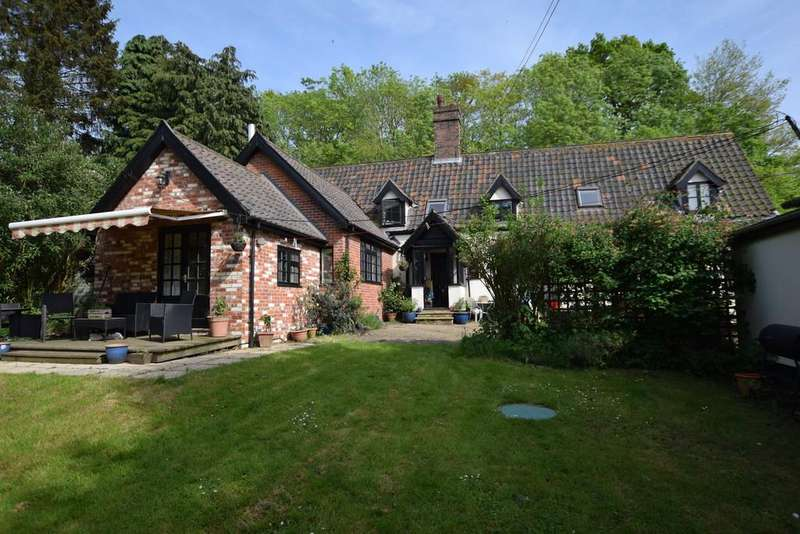 4 Bedrooms Cottage House for sale in The Street, Flixton, Bungay