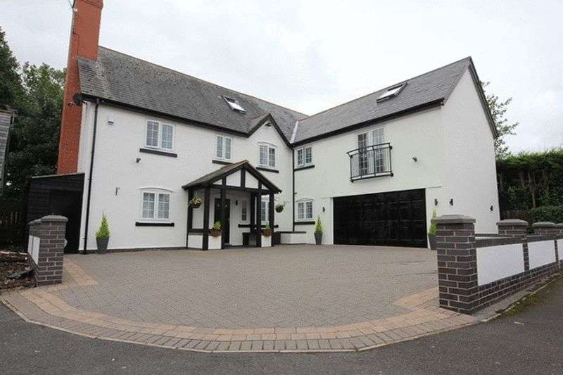 5 Bedrooms Property for sale in Carriage Close, Hale Village, Liverpool, L24 4EA