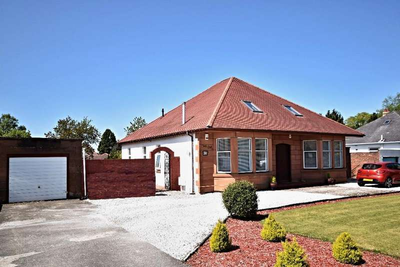 4 Bedrooms Detached Bungalow for sale in Monument Road, Ayr, South Ayrshire, KA7 2QP