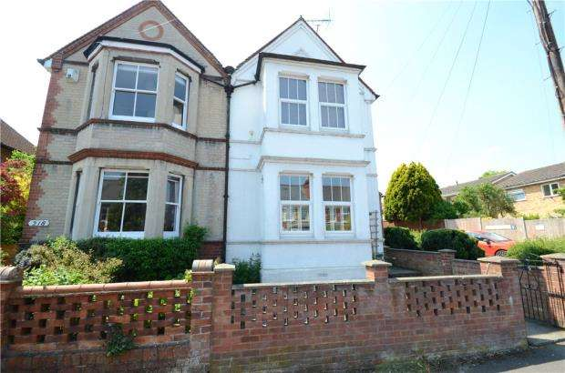 3 Bedrooms Semi Detached House for sale in Waverley Road, Reading, Berkshire