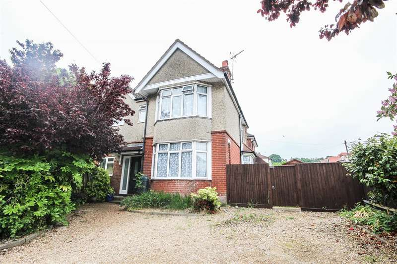 4 Bedrooms Detached House for sale in Hill Lane, Southampton